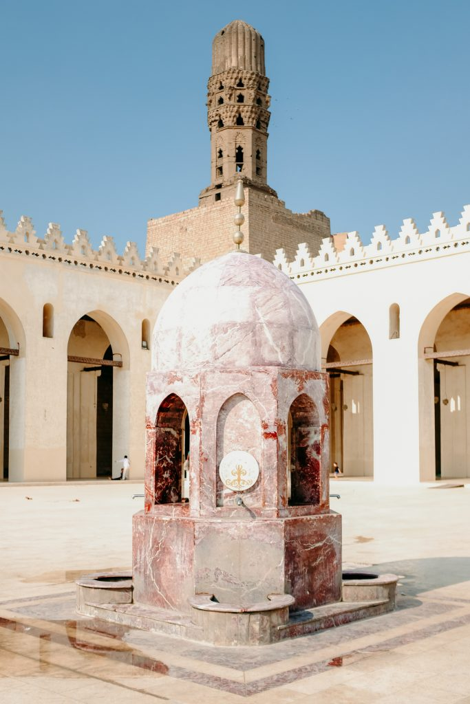 oldest mosque in cairo - worth seeing on your trip to egypt