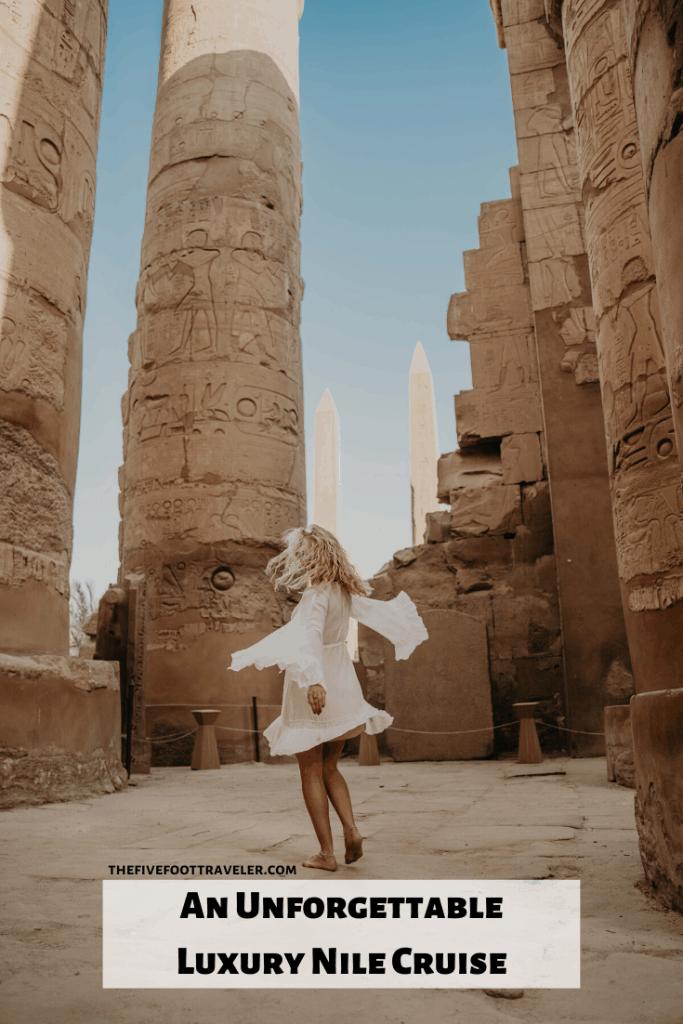 excursion on an egypt cruise